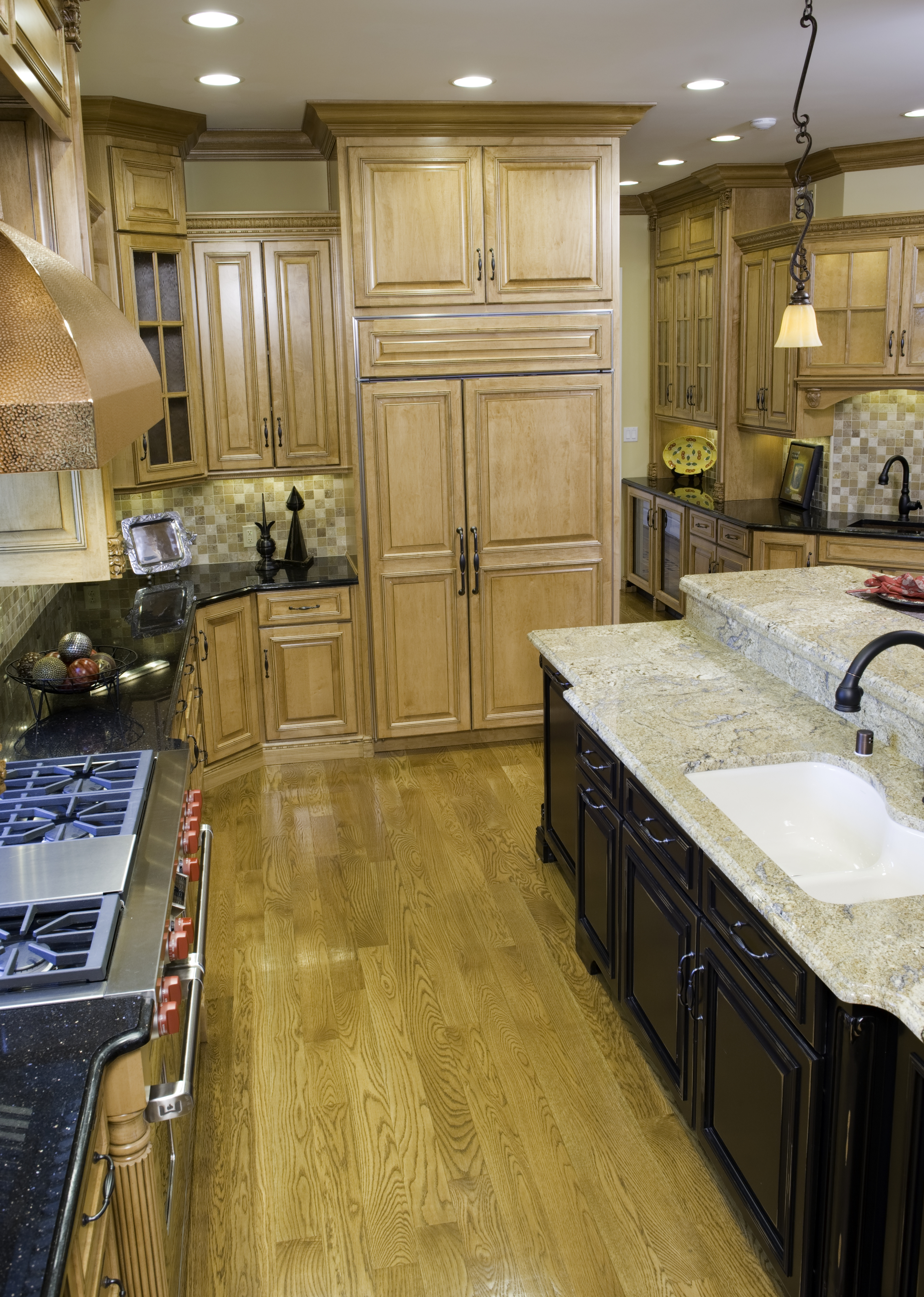 Gallery kitchen cabinetry classic kitchens of for Kitchen remodeling louisville ky
