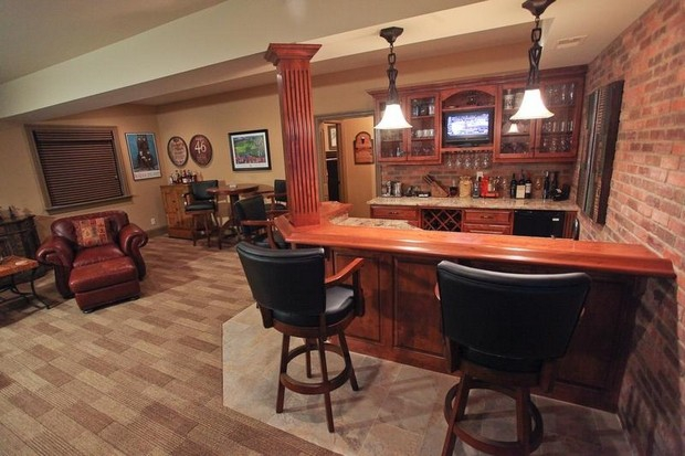 Custom Bars Amp Wine Cellars Gallery Classic Kitchens Of Campbellsville Custom Cabinets In