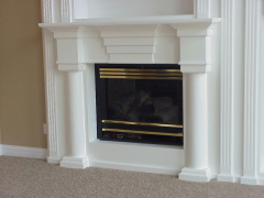 EBERLE FIREPLACE